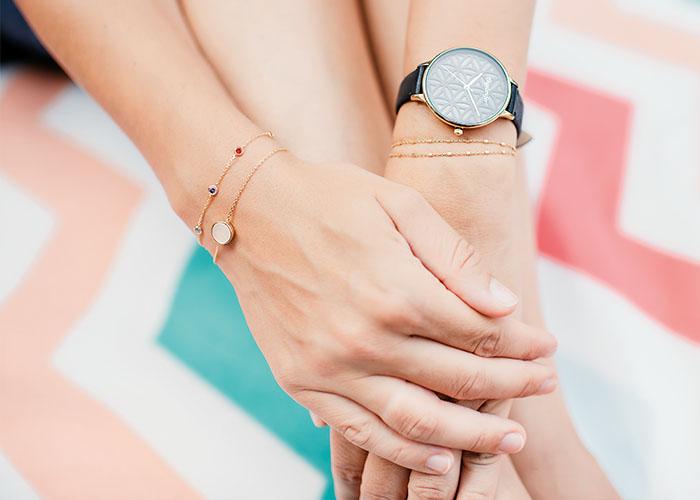Die Armbanduhr als perfektes Sommeraccessoire