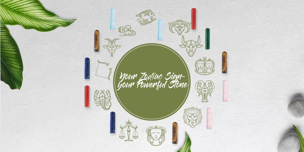 Powerful Stone Kollektion – Deine persönlichen Kraftsteine