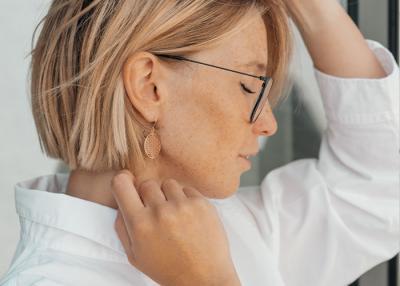 Der passende Ohrschmuck zu Deiner Frisur