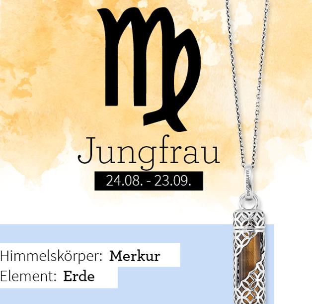 Sternzeichen Jungfrau – und der passende Kraftstein Tigerauge
